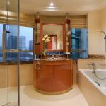2-Bedroom Apartment Bathroom at Pullman KLCC