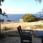 Kavos Melissa Apartments sea view