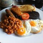 Old Kings Head Breakfast