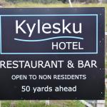 The hotel board