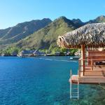 Overwater Bungalow with view