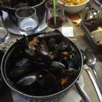 Moule marinière du menu a 16€