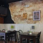 Restaurante super acogedor