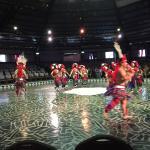 阿美族の踊り