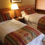 Twin rooms are available on request