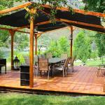 Mackay Bar Ranch Patio/Pavilion