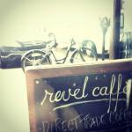Ride my bike to Revel :)
