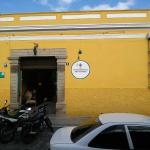 Fachada exterior Palacio Chico 1850