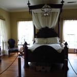 Northeast Bedroom (master bedroom)