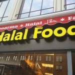 Photo of Halal Food with the H not A