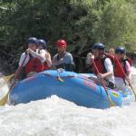Our Raft and Guide
