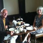 TEA FOR TWO. at THE STAUNTON ARMS.