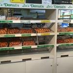 Lee's donut selection