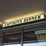 Foto de Captains Dinner