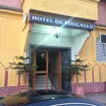 Esterno Hotel Foucauld