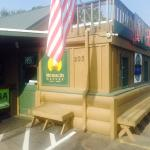 Michael D's Eatery Entrance