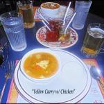 ...Yellow Chicken Curry...