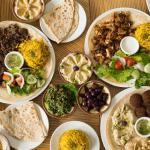 Felafel Plate, Shawarma Plates, Hummus, Labneh and more....