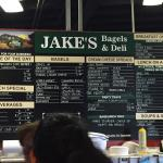 Jakes Bagels