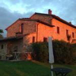 La Falconara at sunrise