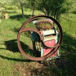 Gardens at La Falconara