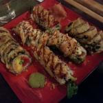 Sushi at Noa Noa