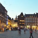 Foto de Lagrange City Aparthotel Strasbourg
