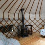 The Hawthorn Yurt