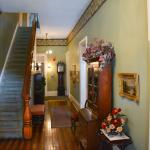 Kitner House entry hall