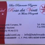 Foto de Hotel Rosa dei Venti