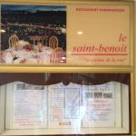 Photo of Le Saint Benoit