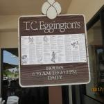 Photo of hours at Tc Eggertons