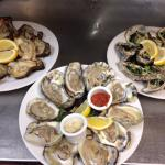 Every Thursday!!! FRESH $1.50 OYSTERS!!! Fried, Raw, Char Grilled, Rockefeller!   Half Off selec