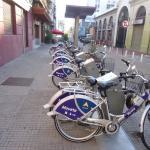 Biking Uruguay Foto