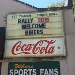 The Stadium welcomes bikers to Sturgis 75th Anniversary.