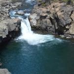 McCloud Falls - Upper Falls