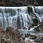 McCloud Falls - Middle Falls