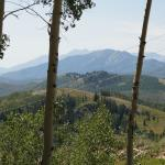 View from Guardsman Pass