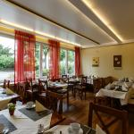 Frühstücksraum Akzent City Hotel Kleve