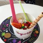 Yogurtland Foto