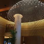The Lobby at the Peninsula Tokyo Photo