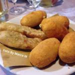 Crocchette di Patate e Fiori di Zucca