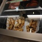 Chicken Strips - Subway - Grimsby  - Canada - Photo Credit: Richard Trus www.richardtrus.net