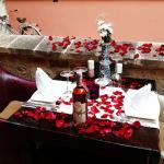Romantizm Otantik Wine House'da yaşanır.