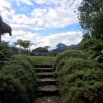Foto de Terrabambu Restaurant Lodge