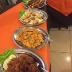 APPALOOSA'S unique daily buffet ... ENJOY