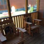 Ranger smith.. Premium loft cabin