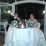 Gli Sposi a cena
