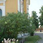 На территории кремля в Зарайске