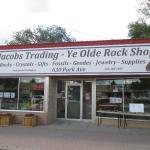 "Jacobs Trading ""Ye Olde Rock Shop"""